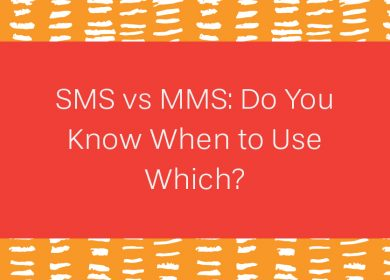 SMS vs MMS: Do You Know When to Use Which?