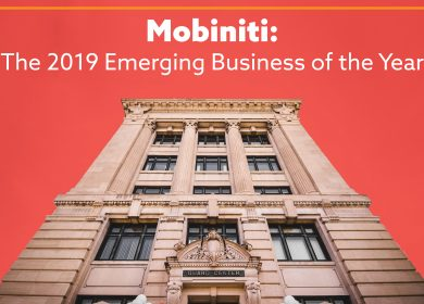 Mobiniti – The 2019 Emerging Business of The Year