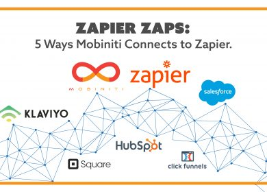 Zapier Zaps: 5 Ways Mobiniti Connects to Zapier
