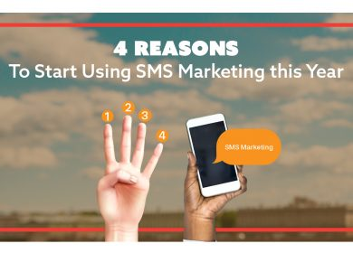 4 Reasons to Start Using SMS Marketing This Year