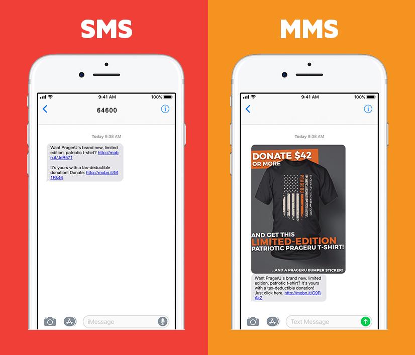SMS vs MMS marketing
